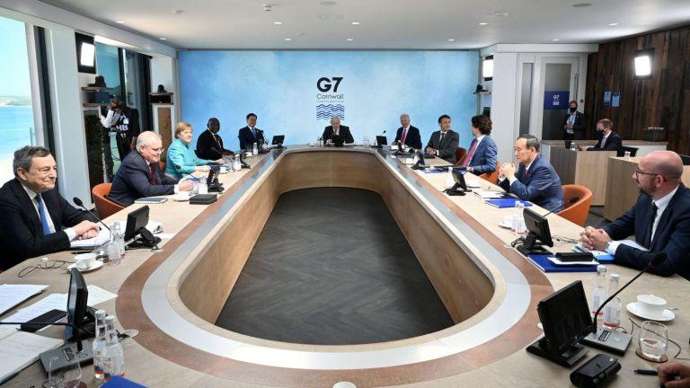 Βρετανία – G7: Η Κίνα καλείται να σεβαστεί τα ανθρώπινα δικαιώματα | tovima.gr