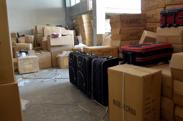 Μπλόκο σε φορτίο με «μαϊμού» προϊόντα από Τουρκία | tovima.gr