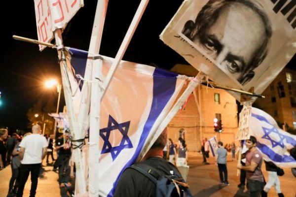 Ισραήλ: Πανηγυρίζουν το τέλος της κυριαρχίας Νετανιάχου | tovima.gr