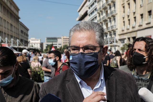 Κουτσούμπας για εργασιακά: Το Ταμείο Ανάκαμψης έφερε το έκτρωμα Χατζηδάκη | tovima.gr
