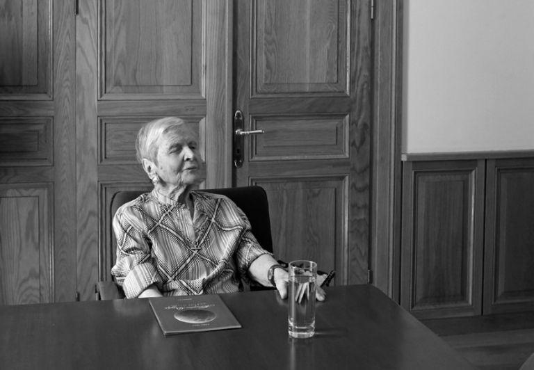 Η Ελένη Γλύκατζη-Αρβελέρ μοιράζεται τη σοφία της   tovima.gr