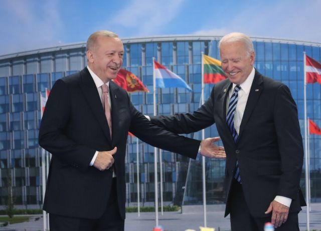 Ερντογάν: Είχαμε μια ειλικρινή και παραγωγική συνάντηση με τον πρόεδρο των ΗΠΑ | tovima.gr