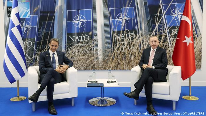 As Mitsotakis, Erdogan 'break the ice', groundwork is laid for broader bilateral talks   tovima.gr