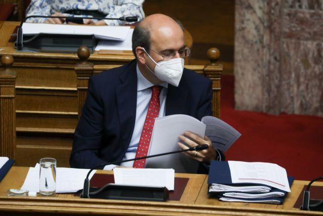 Βουλή – Εργασιακά : Σκηνικό μετωπικής με το… καλημέρα   tovima.gr