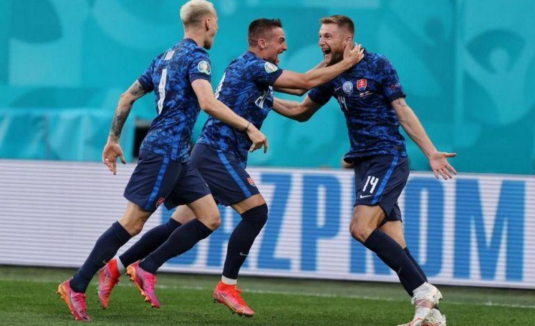 Πολωνία – Σλοβακία 1-2: Βήμα πρόκριση για τους Σλοβάκους   tovima.gr