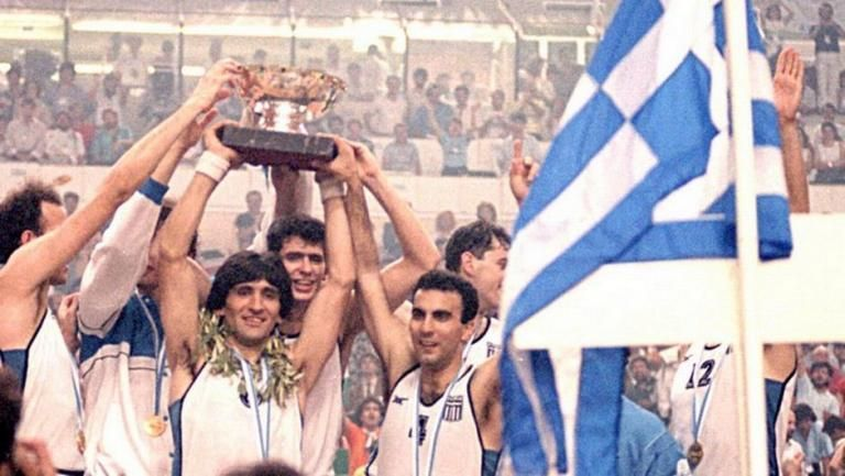 Eurobasket 1987: 34 χρόνια από το έπος – Ο αξέχαστος τελικός της Εθνικής   tovima.gr