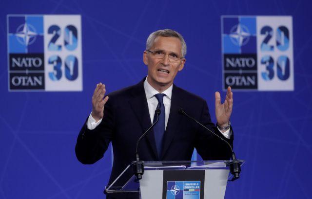 Αναθεωρείται το στρατηγικό δόγμα του ΝΑΤΟ – Ξεκινάει διαπραγματεύσεις ο Στόλτενμπεργκ   tovima.gr