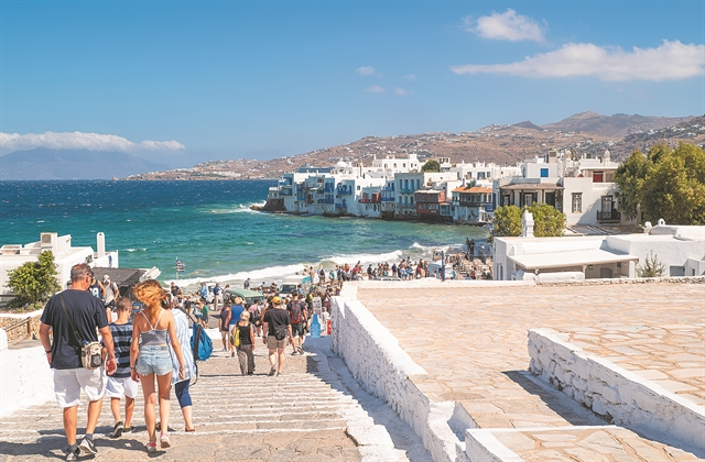 Deputy Minister of Tourism: Optimistic messages for tourism | tovima.gr