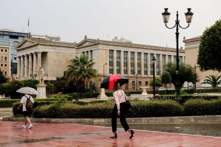 Καιρός: Βροχές και καταιγίδες και την Τετάρτη – Δείτε πού θα χτυπήσουν | tovima.gr