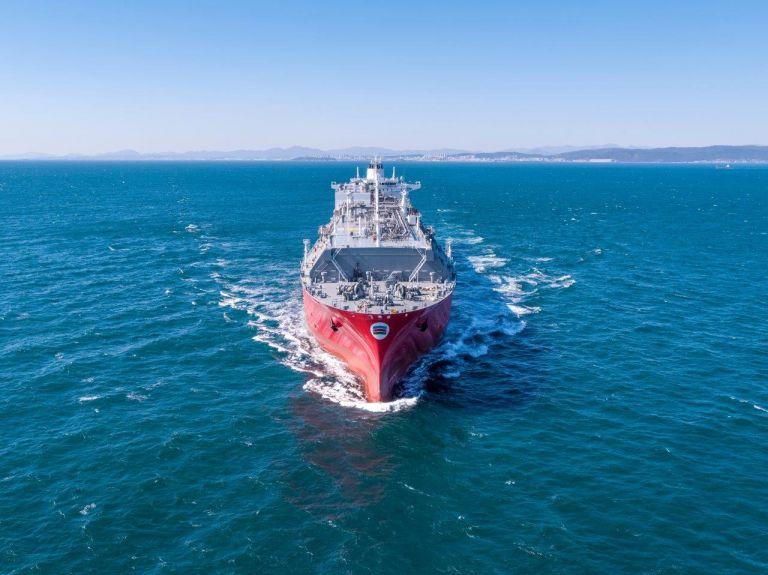Το τρίτο νεότευκτο LNG Carrier παρέλαβε η Capital Gas Ship Management | tovima.gr