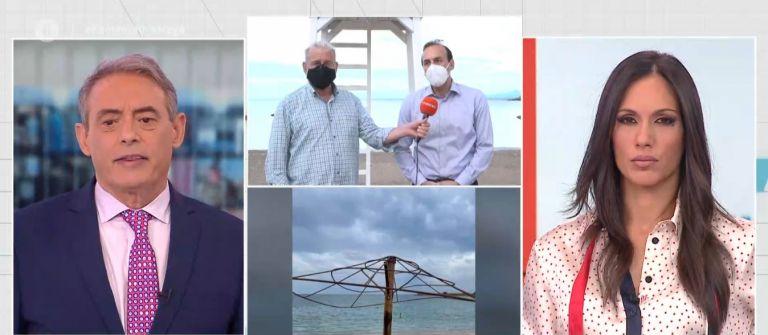 Γλυφάδα: Τι λέει ο δήμαρχος για το κορωνοπάρτι των 2.000 ατόμων που κατέληξε σε καταστροφή της παραλίας | tovima.gr