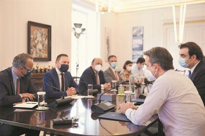 Τα κρίσιμα μέτωπα της κυβέρνησης – Οι υψηλές προσδοκίες ανάκαμψης, οι «γκρίζες ζώνες» | tovima.gr