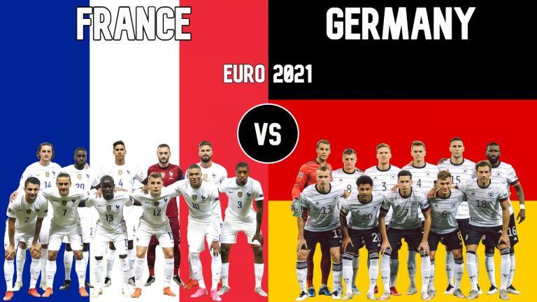 Σπουδαίο ντέρμπι στο Μόναχο: Γαλλία εναντίον Γερμανίας | tovima.gr