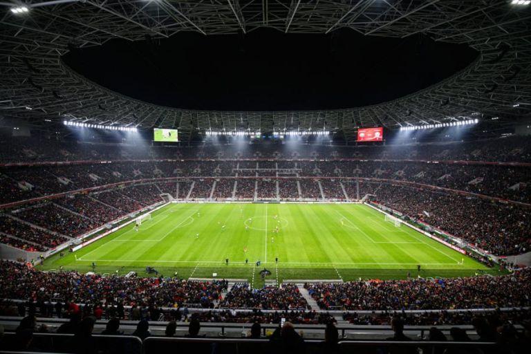 Με 100% πληρότητα το Ουγγαρία – Πορτογαλία – 68.000 κόσμος στη «Φέρεντς Πούσκας Αρένα» | tovima.gr