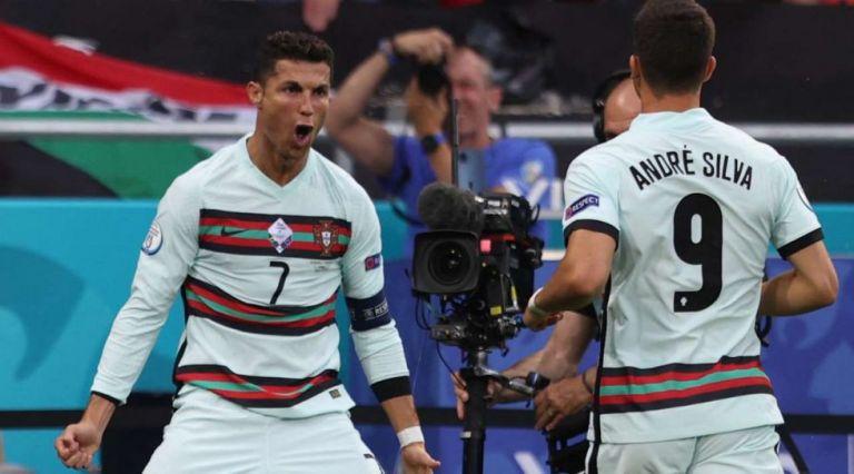 Ουγγαρία – Πορτογαλία 0-3: Πρεμιέρα με το… δεξί και Ρονάλντο να γράφει ιστορία   tovima.gr