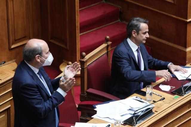 Εργασιακό: Με τις 158 ψήφους της ΝΔ υπερψηφίστηκε το νομοσχέδιο | tovima.gr