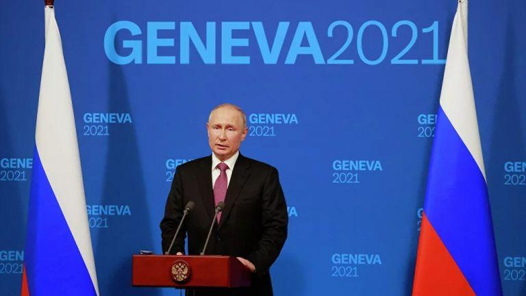 Πούτιν: Οι πρώτες δηλώσεις μετά τη συνάντηση με τον Μπάιντεν | tovima.gr