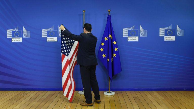 ΗΠΑ και ΕΕ βάζουν τέλος στον εμπορικό πόλεμο γύρω από την Boeing και την Airbus | tovima.gr