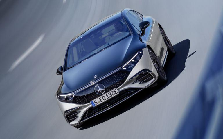 Mercedes EQS: Επίδειξη υπεροχής   tovima.gr