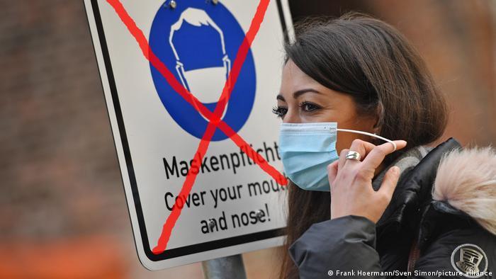 Τέλος η μάσκα στη Γερμανία; | tovima.gr