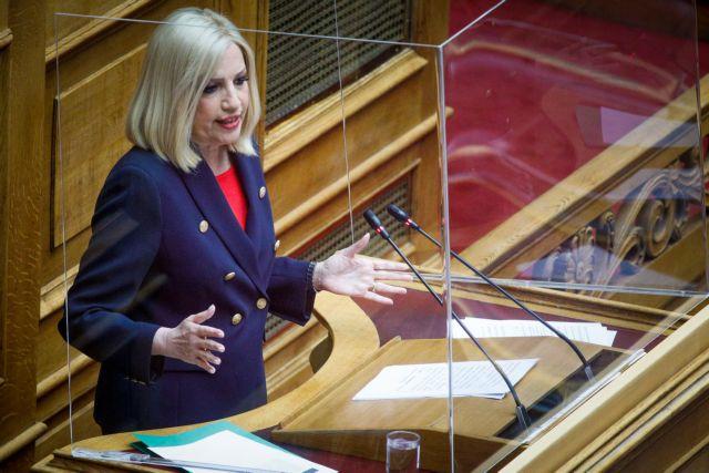 Γεννηματά για εργασιακό νομοσχέδιο: Νομιμοποιείται η εργασιακή ζούγκλα | tovima.gr