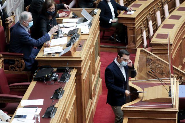 Τσίπρας σε Μητσοτάκη: Ξεστοκάρετε πάνω στους νέους όλο το μίσος – Τους αναγκάσατε να κάνουν AstraZeneca   tovima.gr