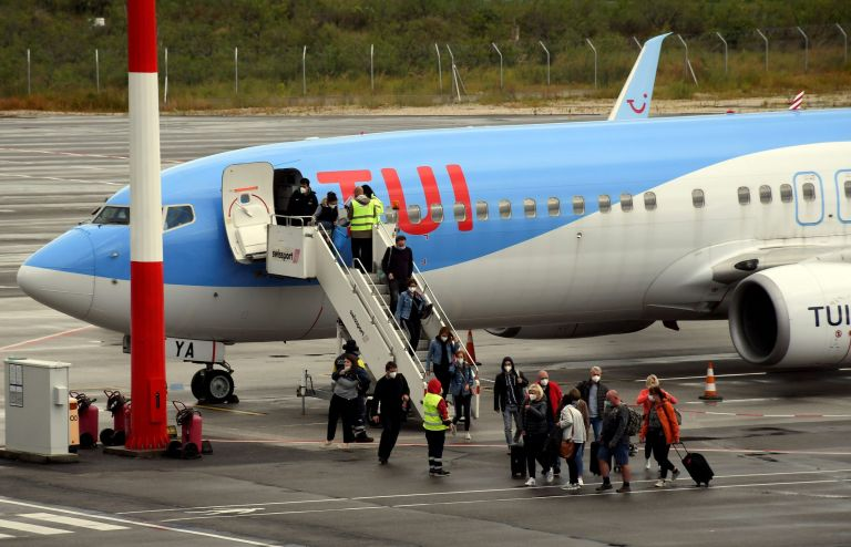 TUI: Over 50 flights a week to Greece – Which destinations are preferred | tovima.gr