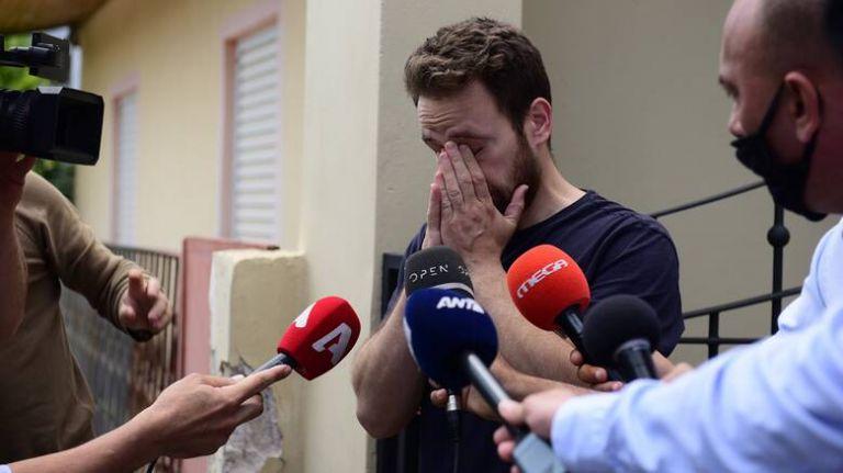 Εγκλημα στα Γλυκά Νερά: Κατηγορούμενος για ανθρωποκτονία από πρόθεση ο σύζυγος της Καρολάιν | tovima.gr