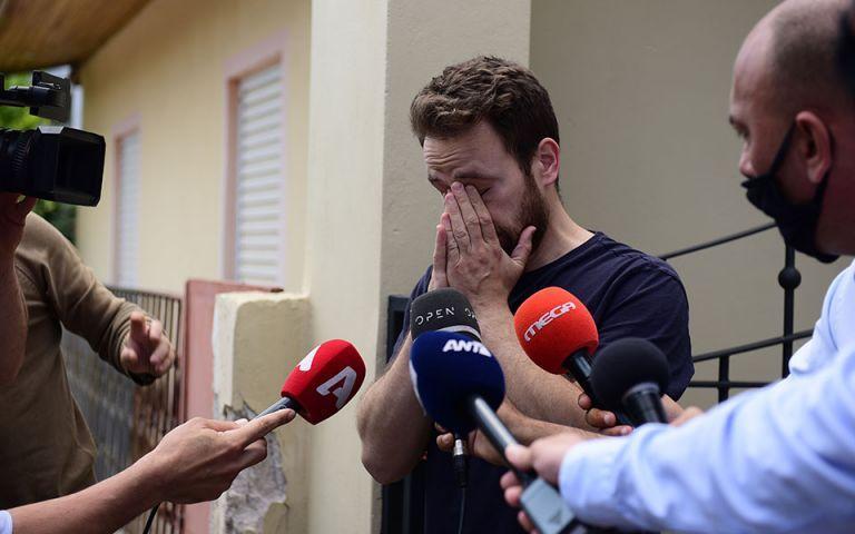 Γλυκά Νερά: Στον εισαγγελέα ο 32χρονος σύζυγος της Καρολάιν   tovima.gr