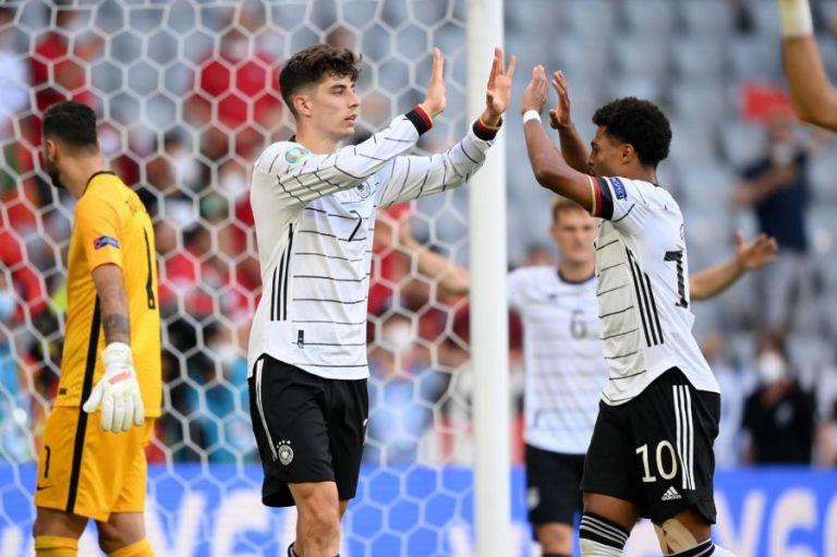 Πορτογαλία – Γερμανία 2-4: Θρίαμβος των Γερμανών με ανατροπή | tovima.gr