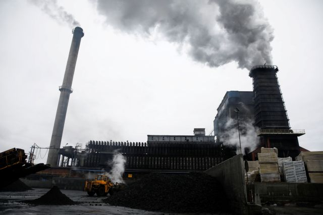 Παγκόσμια συμφωνία για την τιμή άνθρακα προτείνει το ΔΝΤ | tovima.gr