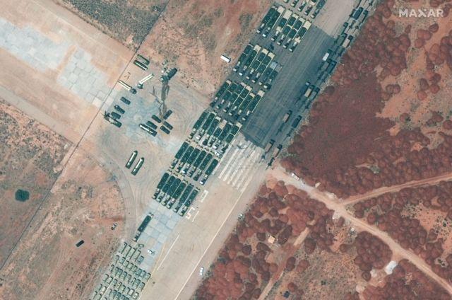 Αίγυπτος: Να αποχωρήσουν τα ξένα στρατεύματα από τη Λιβύη | tovima.gr