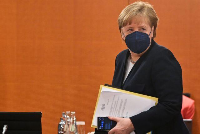 Τηλεδιάσκεψη με την Μέρκελ – Κουρτς εν όψει της Συνόδου Κορυφής της Ε.Ε.   tovima.gr