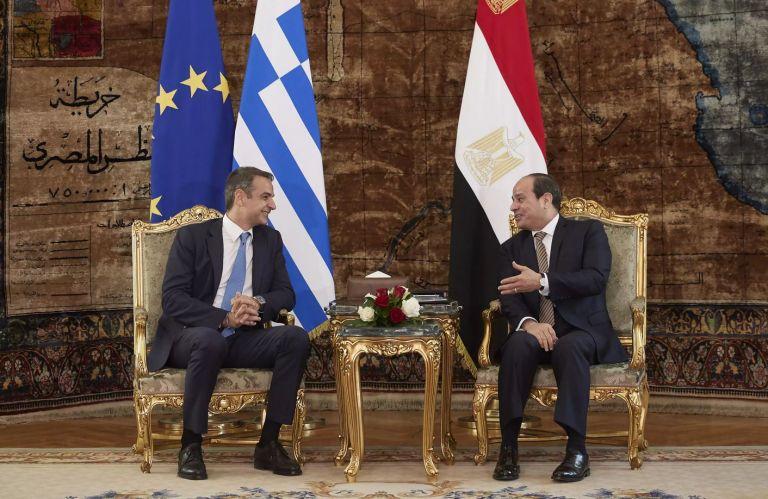 Στην Αίγυπτο τη Δευτέρα ο Κυριάκος Μητσοτάκης | tovima.gr