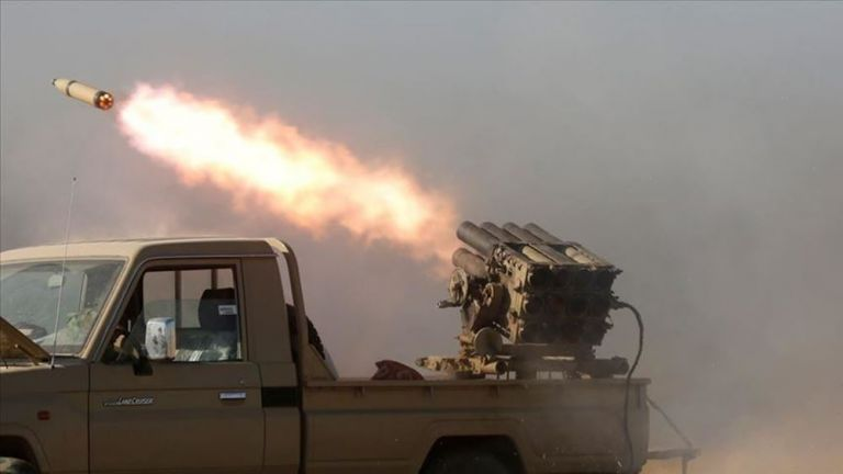 Ιράκ: Επίθεση με ρουκέτα σε βάση με Αμερικανούς | tovima.gr