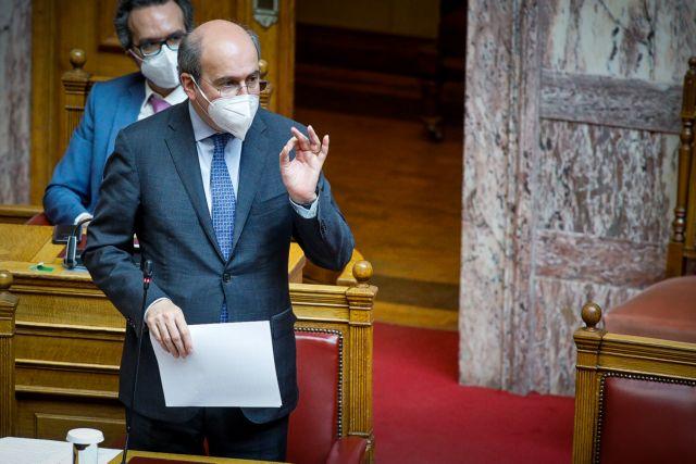 Χατζηδάκης: Σημαντικό βήμα στη διαδρομή μου το εργασιακό – «Κακιασμένη» η κριτική της αντιπολίτευσης   tovima.gr