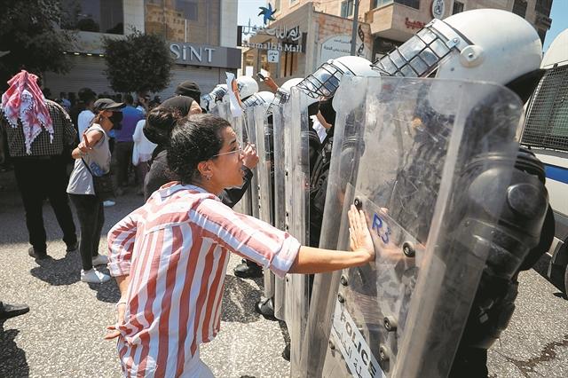 «Παλαιστινιακή Ανοιξη» κλονίζει τον Αμπάς   tovima.gr
