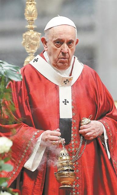 Αναζητείται «μέση οδός» για την επίσκεψη του Πάπα | tovima.gr