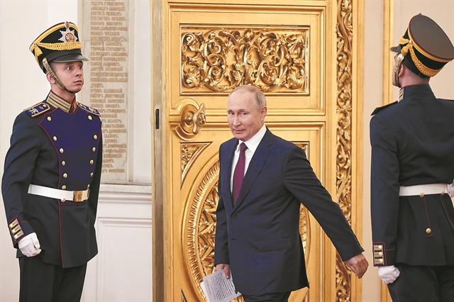 Το δύσκολο σταυρόλεξο της Ρωσίας | tovima.gr