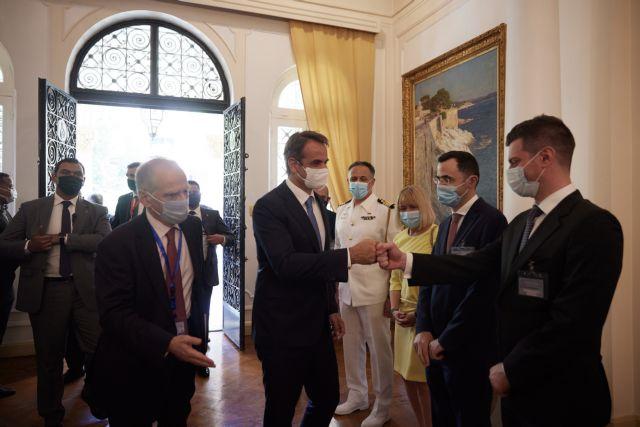 Μητσοτάκης: Τα ζητήματα του οικουμενικού ελληνισμού βρίσκονται σταθερά στις προτεραιότητες της κυβέρνησης   tovima.gr