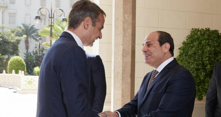 Στο Κάιρο ο Μητσοτάκης – Η ατζέντα της συνάντησης με Αλ Σίσι | tovima.gr