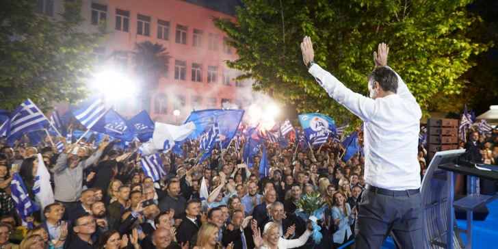 Op-ed: Two reasons for the crisis of political parties   tovima.gr