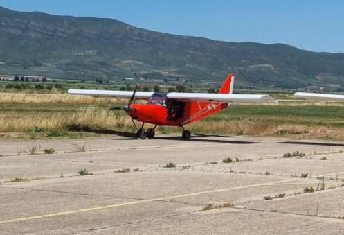 Πτώση αεροσκάφους στην Ηλεία:  Το σχέδιο πτήσης – Ποιοι ήταν οι 2επιβαίνοντες | tovima.gr