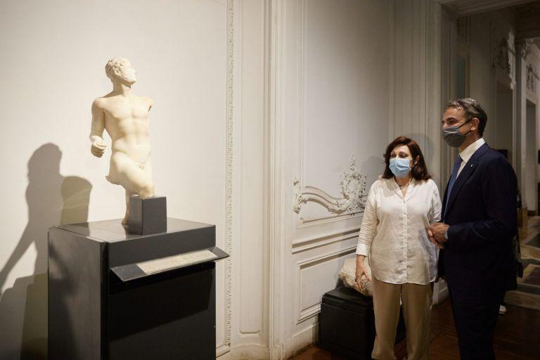 Κυριάκος Μητσοτάκης: Στο Εθνικό Μουσείο Αλεξάνδρειας, την Βιβλιοθήκη Αλεξάνδρειας και το Ελληνικό Τετράγωνο στο Shatby | tovima.gr