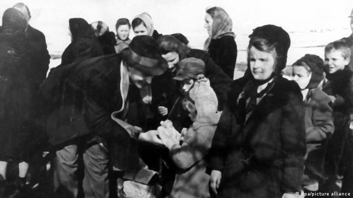 Ένα ίδρυμα για τους γερμανούς πρόσφυγες του πολέμου   tovima.gr