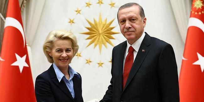Επικοινωνία Λάιεν – Ερντογάν: Τι συζήτησαν 48 ώρες πριν τη Σύνοδο Κορυφής | tovima.gr