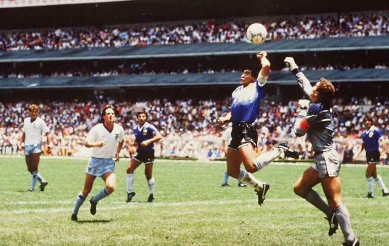 22/6/1986: Όταν ο Μαραντόνα σκόραρε το «γκολ του αιώνα» | tovima.gr