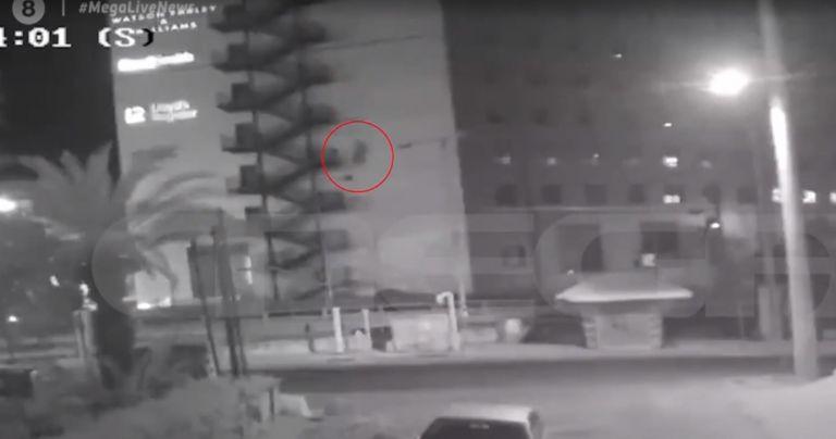 Συγγρού: Βουτιά θανάτου από τον 8ο όροφο -Κόβει την ανάσα το βίντεο ντοκουμέντο   tovima.gr