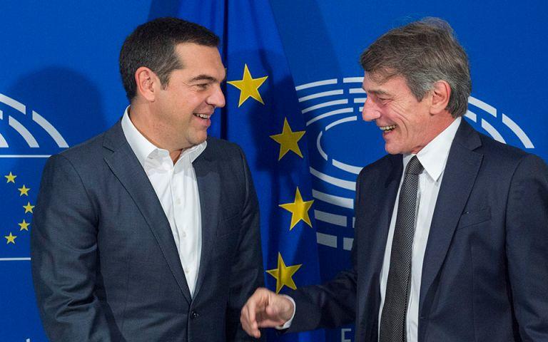 Φλερτ Τσίπρα με ευρωσοσιαλιστές, παρά το «απαγορευτικό» ΚΙΝΑΛ | tovima.gr