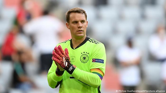 EURO 2020: Περιβραχιόνιο στα χρώματα ΛΟΑΤΚΙ | tovima.gr